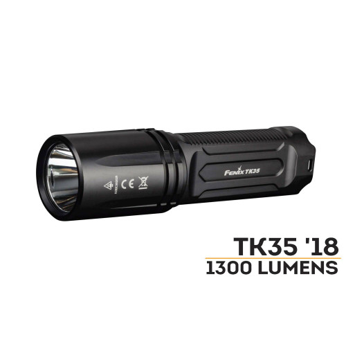 Fenix TK35 LED Flashlight
