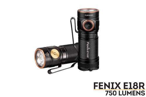 Fenix E18R Rechargeable LED Flashlight