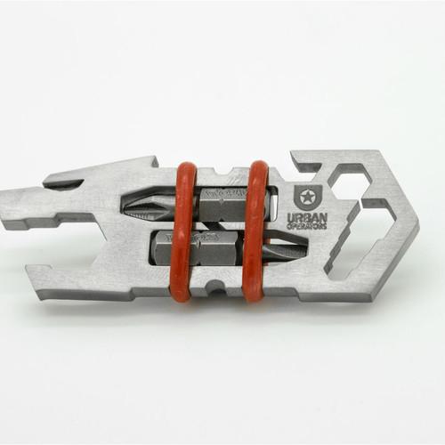 Urban Operators‰ Titanium EDC Tool - RETURN