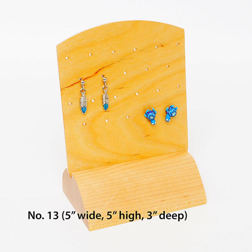 Monument earring holder