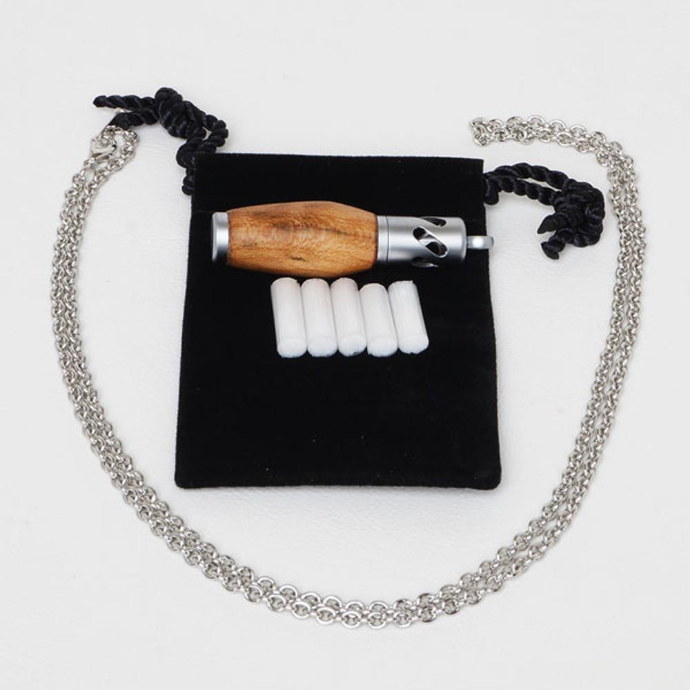 Aromatherapy necklace kit