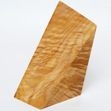 Maple wedge sculpture