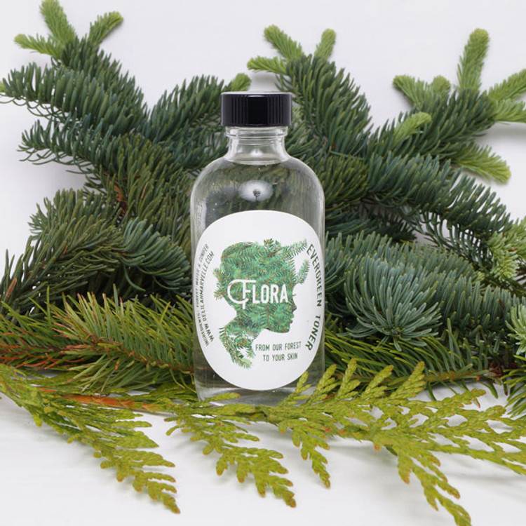 Flora Evergreen Toner