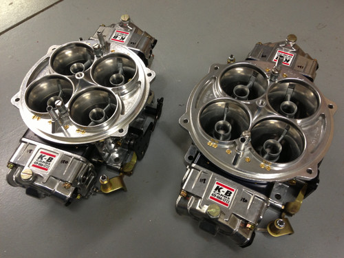KB Carbs converts customers carbs to methanol or e-85