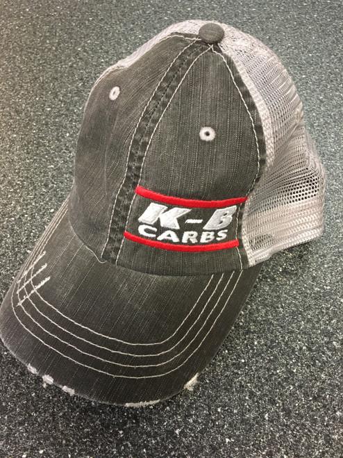 KB carbs trucker cap12