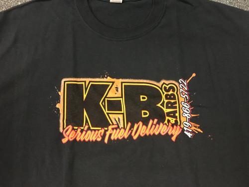 KB carbs t-shirt