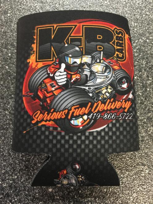 KB Carbs can koosie