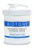 Biotone - Advanced Therapy Massage Cream 16 oz.