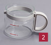 Equipro - Glass Jar with Handle 585603