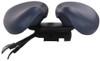 Master Massage - Berkeley Ergonomic Split Seat Saddle Stool with Backrest - 10182