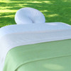 Body Linen - Theme Massage Table Sheet Set With Blanket