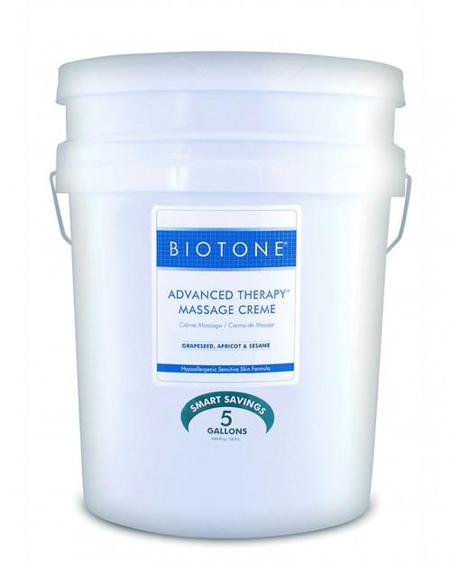 Biotone - Advanced Therapy Massage Creme 5 Gallon