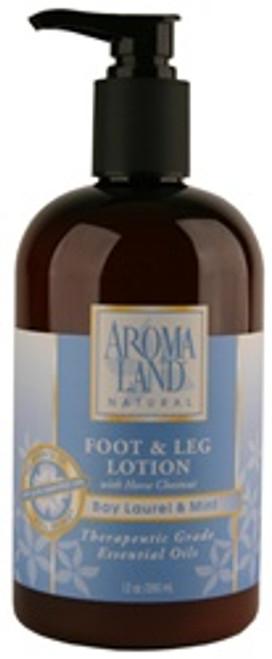 Aromaland Laurel & Mint Foot/Leg Lotion (12 oz.)