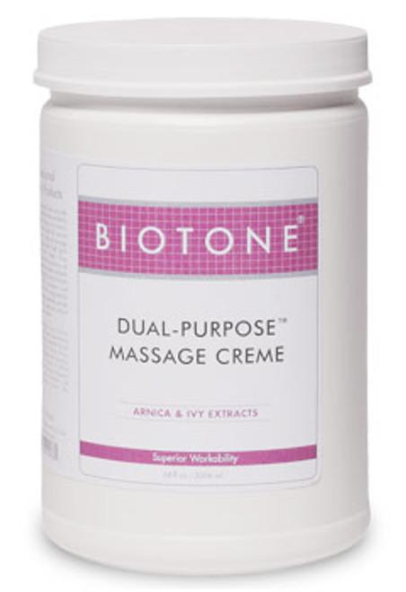 Biotone - Dual Purpose Massage Cream 64 oz.