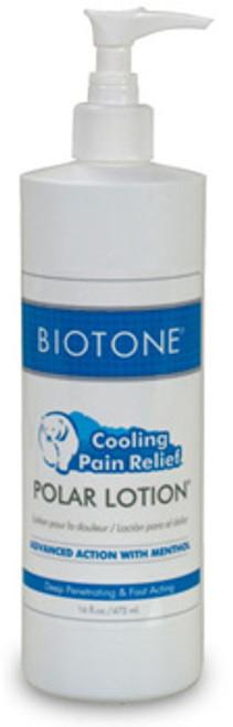 Biotone Polar Lotion 16 oz.