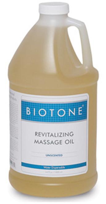 Biotone - Revitalizing Massage Oil 64 oz.