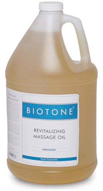 Biotone - Revitalizing Massage Oil 128 oz.