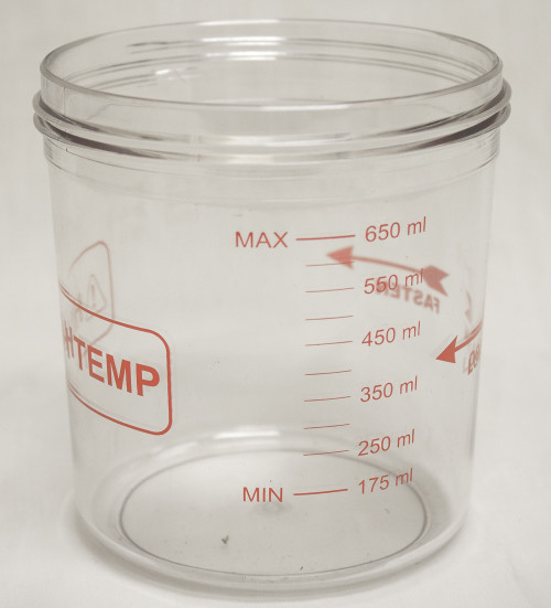 Silver Fox F-101 Replacement Jar