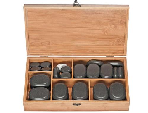 Hot Stones - 45 Piece Box Set