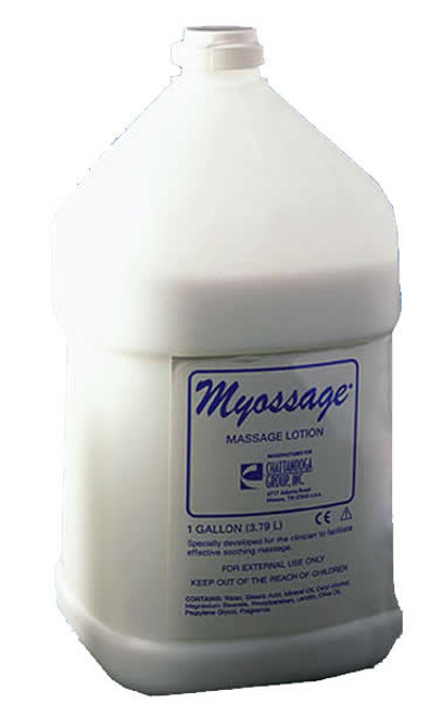Chattanooga - Myossage Lotion Gallon