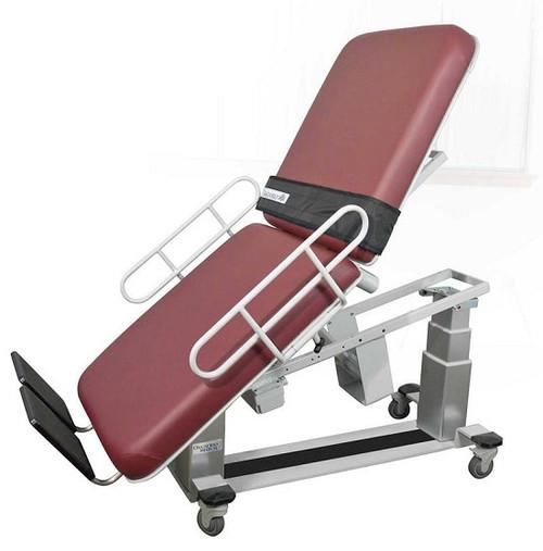 Oakworks - Vascular Ultrasound Table With Fowler