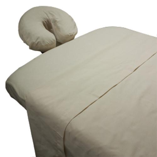 Body Linen - Simplicity Poly-Cotton Massage Sheet Set