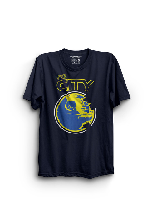 The City Empire Throwback Jersey T-Shirt