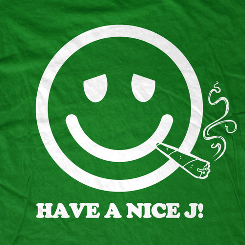 Have A Nice J T-Shirt