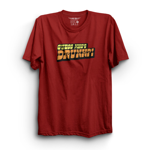 Guess Who's Drunk Scott Pilgrim T-Shirt