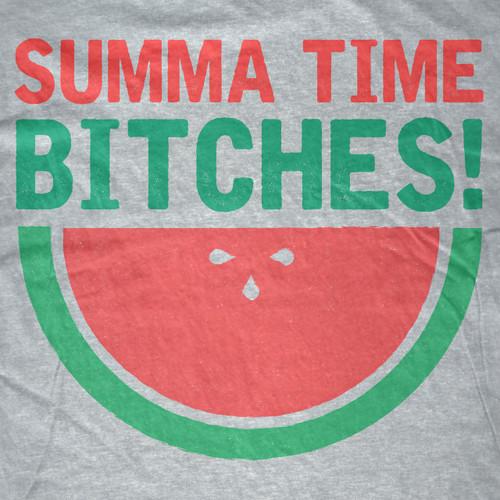 Summa Time Bitches T-Shirt