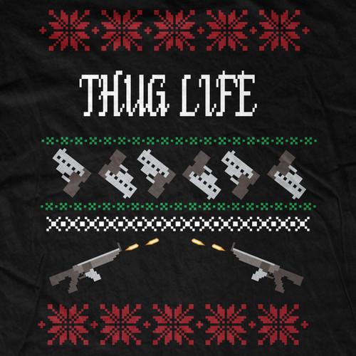 Thug Life Sweater