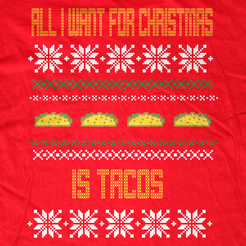 All I Want For Christmas Is Tacos Sweater