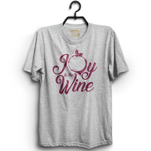 Joy to the Wine T-Shirt