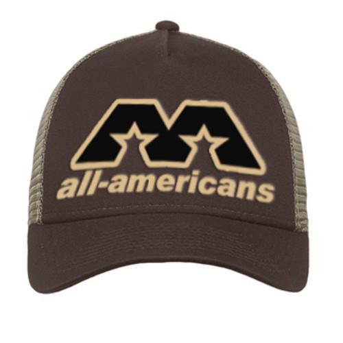 AA Baseball Cap - Brown