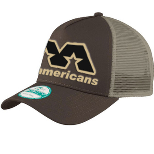 AA Baseball Cap - Brown