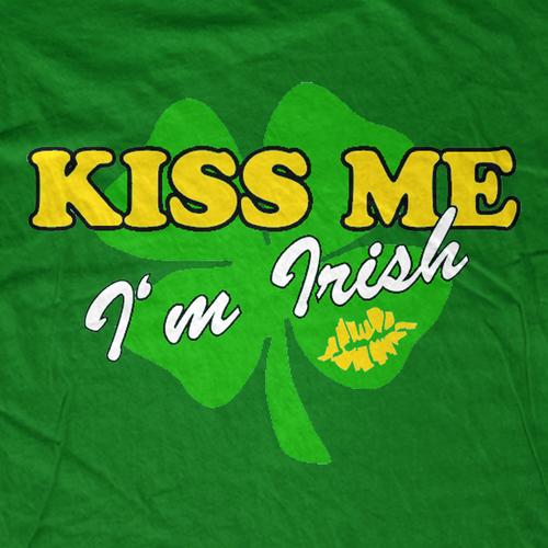 Kiss Me I'm Irish T-Shirt