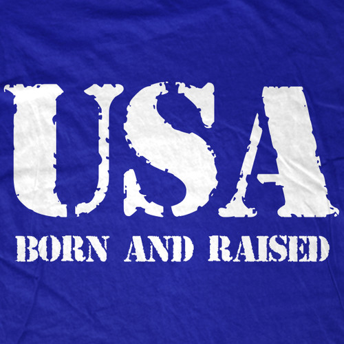 USA Born and Raised