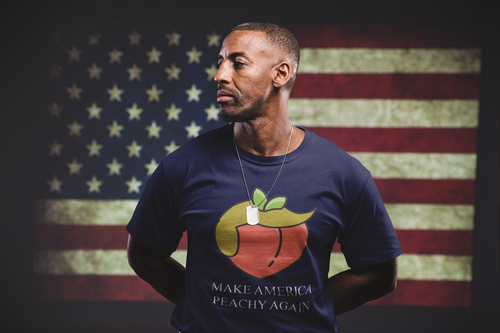 Impeach Trump | Make America Peachy Again T-Shirt