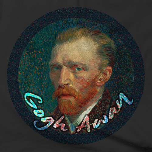 Vincent Van Gogh Away T-Shirt