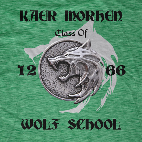 Kaer Morhen Alumni Tee-shirt