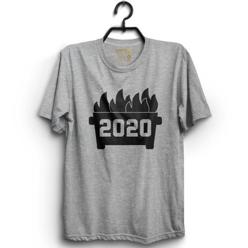 Dumpster Fire 2020 T-Shirt
