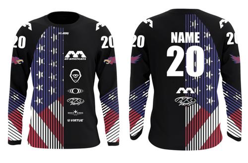 Custom AA USA Practice Jersey