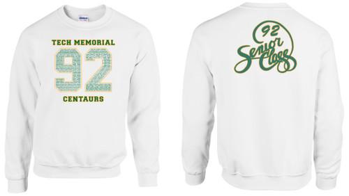 Tech Memorial Crewneck Sweatshirt