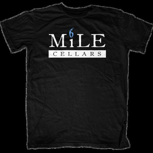 6 Mile Cellars Blue 6 Mens T-Shirt