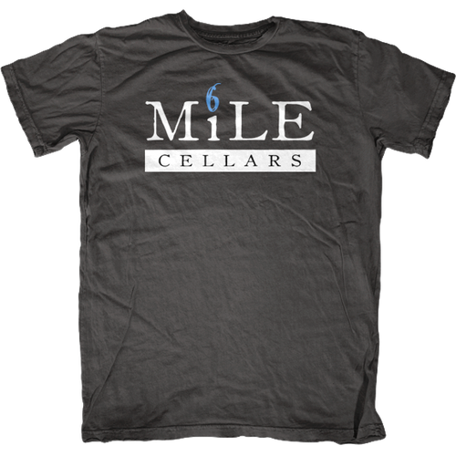 6 Mile Cellars Blue 6 Mens T-Shirt
