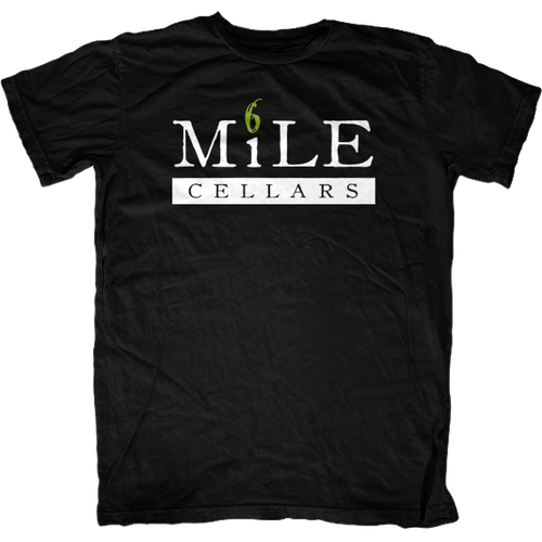 6 Mile Cellars Green 6 Mens T-Shirt