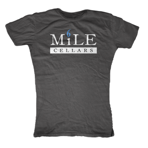 6 Mile Cellars Blue 6 Womens T-Shirt