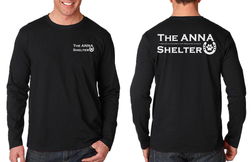 A.N.N.A. Men/Womens Unisex Long Sleeve T-Shirt