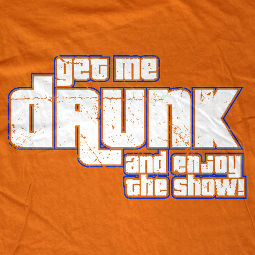 Drunk and Enjoy T-Shirt