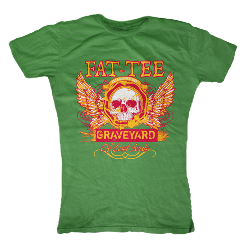 FAT-TEE Graveyard of Lost Soul